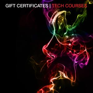 9 Week (60 Minutes per Week) Tech Course - Download/Printable Gift Certificate